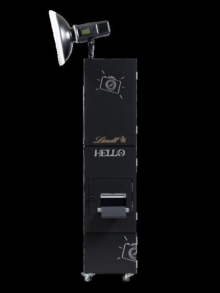 Fotobox PRO Branded - individuell brandbar
